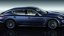 Porsche Panamera Individualization Programme announced - power increased 40hp