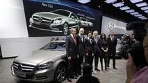 2011 Mercedes CLS