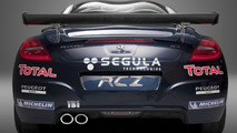 Peugeot RCZ Nurburgring race car 09.04.2010