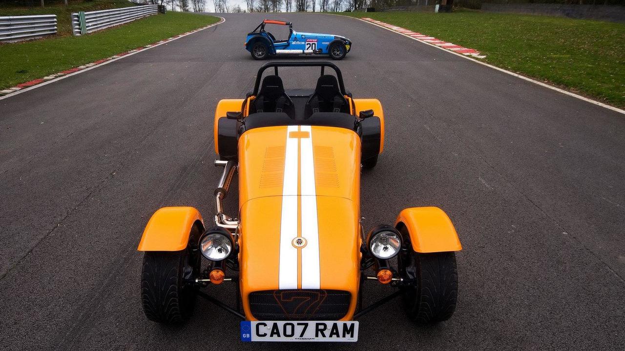 Caterham Seven Supersport - 12.4.2011