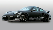 Cargraphic 997 Turbo Fastest Sprinter from 0-100 and 0-200kph