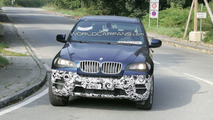 2010 BMW X5 Facelift spy photos
