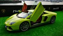 The only Lamborghini Aventador Miura Homage for Hong Kong costs $1.38 million