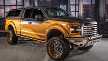 Ford Mustang, Focus et F-Series, le trio le plus populaire du SEMA Show