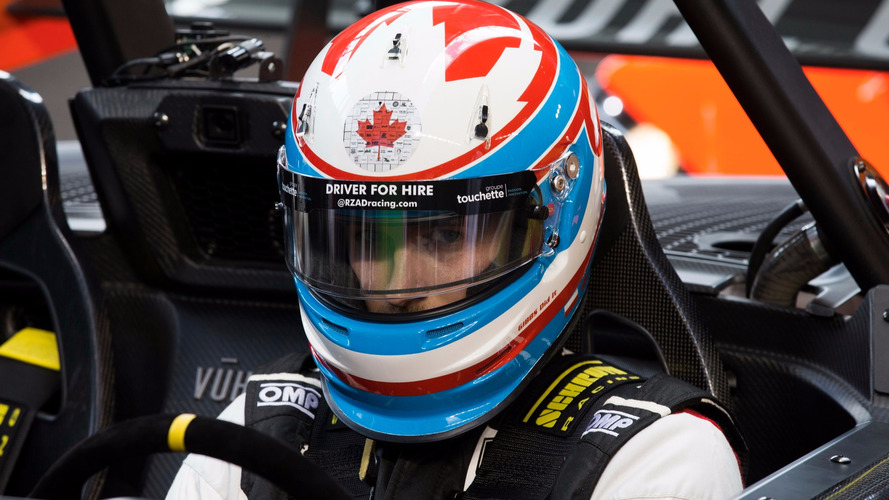 Stefan Rzadzinski has a brilliant debut at Race Of Champions