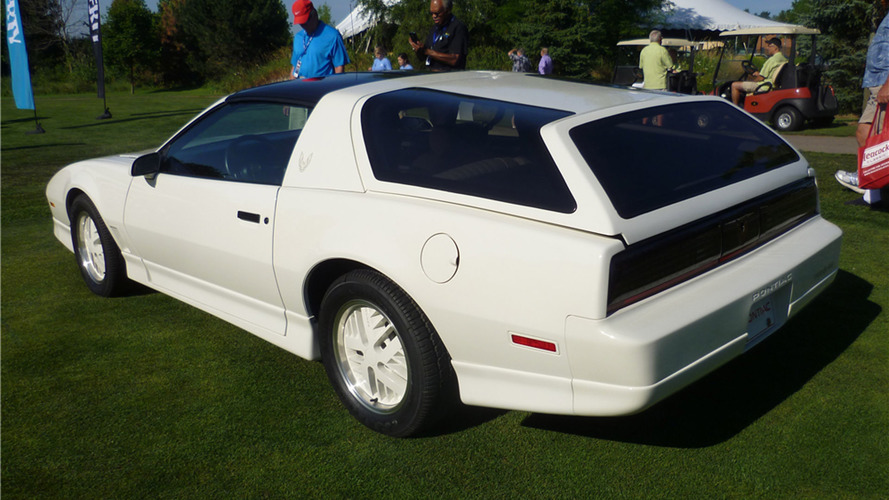1985 Pontiac Firebird Trans Am Kammback Concept Auction
