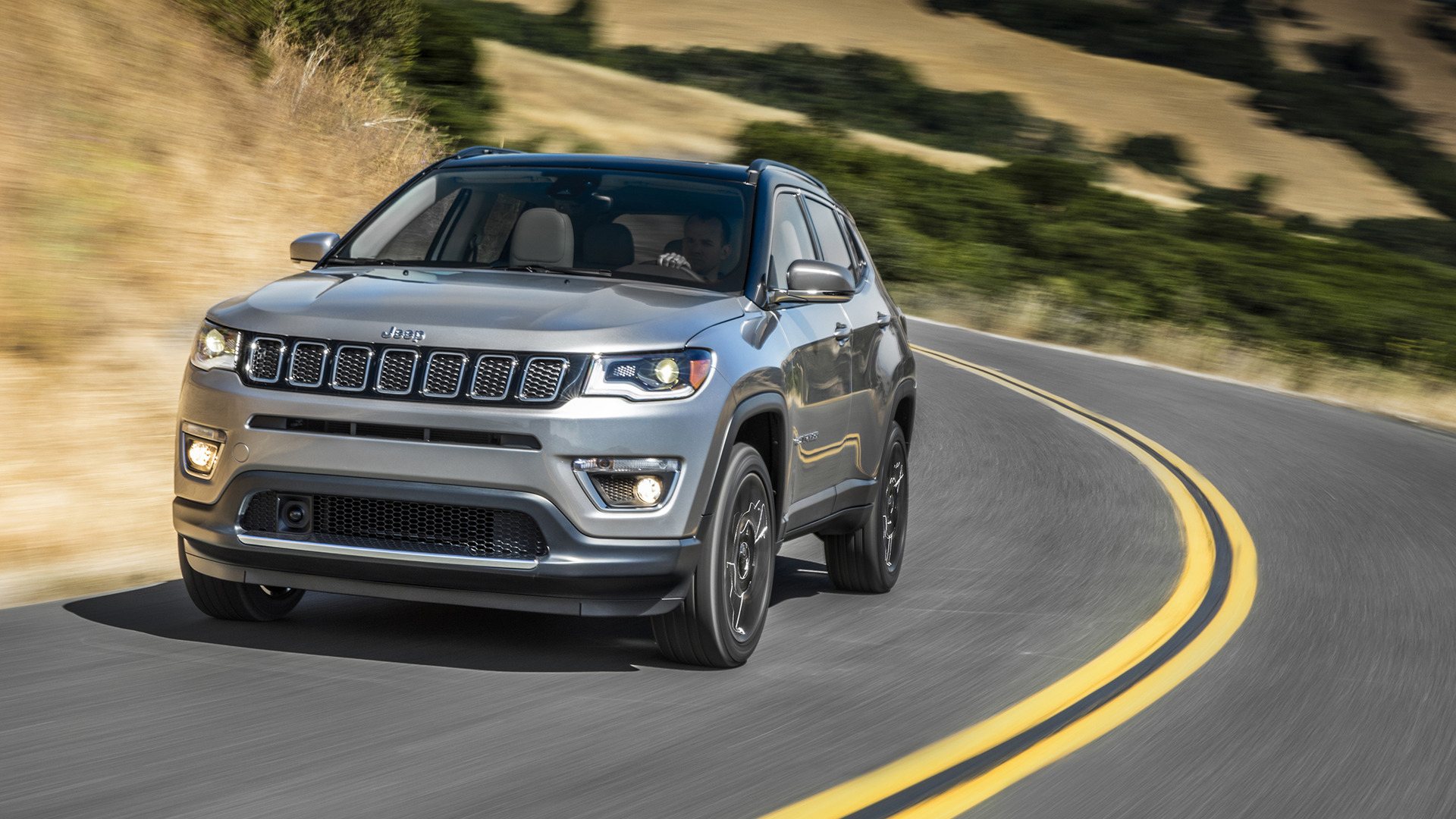 2017 Jeep Compass Makes U S Debut With 180 Hp Up To 30 Mpg