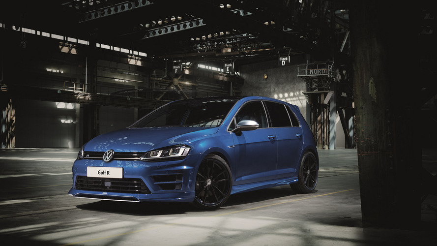 Volkswagen Golf - Un nouveau kit carrosserie pour les versions GTI, GTD et R