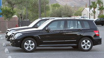 2013 Mercedes GLK to offer diesel engine in U.S. - report