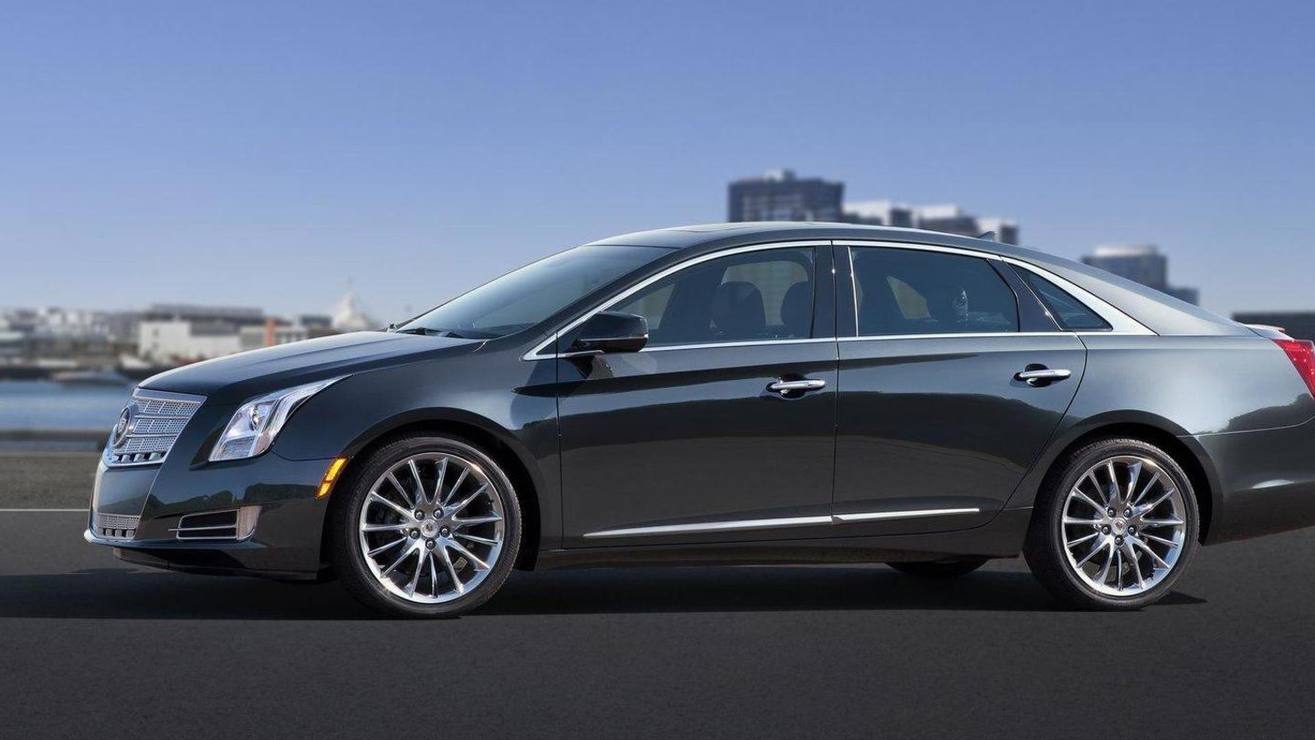 Cadillac XTS livery sedan announced
