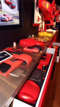 Scuderia collection of the Ferrari Tailor-Made program 07.12.2011