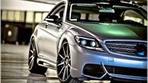 Mercedes-Benz CL with ADV.1 wheels, 1024, 23.12.2011