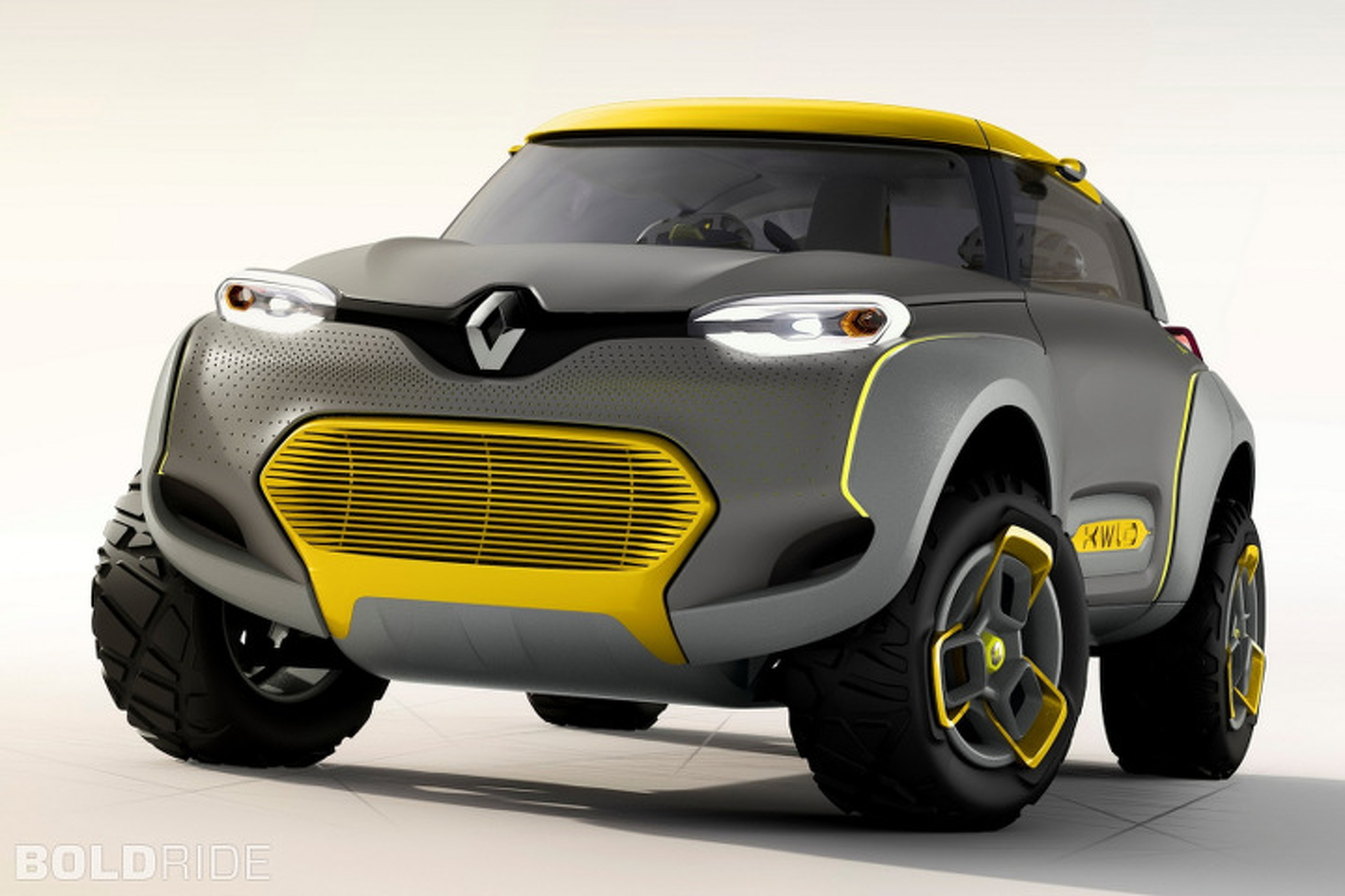 Renault Planning Production Version of Kwid Crossover
