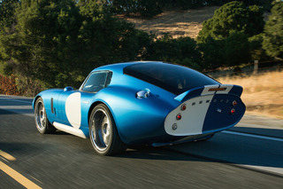 Renovo Coupe Blends EV Technology, Retro Looks: Pebble Beach