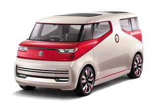 Suzuki Unveils Three Fun and Functional Concept Cars
