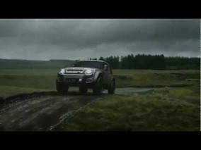 Reveal Film 2011 Land Rover DC100 Concept