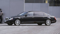 New Maybach 62 S Unveiled