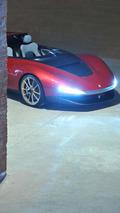 2013 Pininfarina Sergio concept