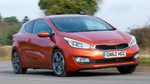Kia pro_cee'd specifications and pricing announced (UK)