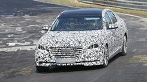 2014 Hyundai Genesis spy photo 16.4.2013