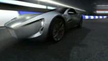Maserati Chicane and Sfida Concepts in Motion