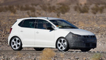 2014 Volkswagen Polo spy photo 16.9.2013