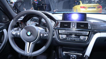 2014 BMW M3 live in Detroit