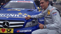 Petrov 'has the budget' for DTM move