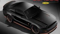 Classic Design Concepts unveils their Bad Penny Mustang for SEMA
