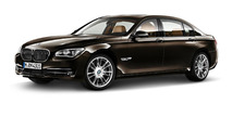BMW 7-Series Individual Final Edition announced for Paris Motor Show