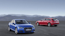 2016 Audi A4 Sedan and Avant