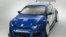 VW Presents The Scirocco GT24 At The GTI Meet  2008