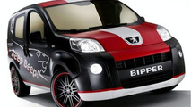 Peugeot Beep Beep Concept Van
