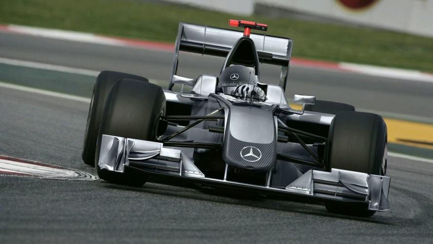 Schu spokeswoman says Merc race seat 'unlikely'