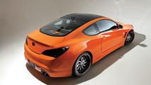 RIDES / LUX Motorwerks Hyundai Genesis Coupe for SEMA