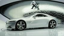 Peugeot SR1 Concept Car Unveiled in Geneva