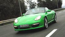 2009 Porsche Boxster