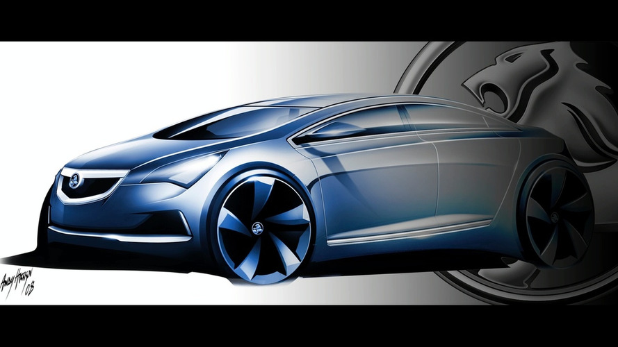 Holden Announces New Compact Car for 2010