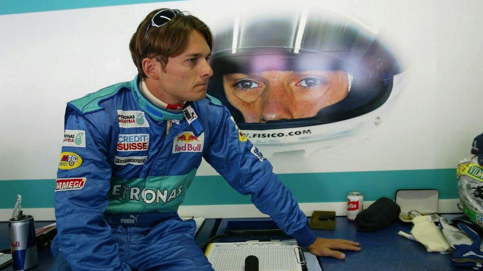 Fisichella now favourite for Sauber race seat
