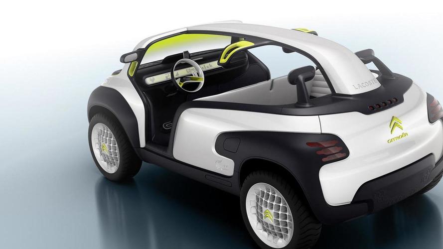 Citroën Lacoste concept revealed