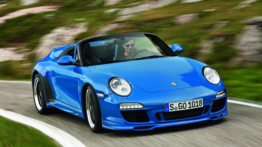 Porsche developing a new 911 Speedster, could borrow styling cues from the 550 Spyder - report