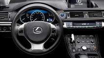 Lexus CT 200h: In Detail