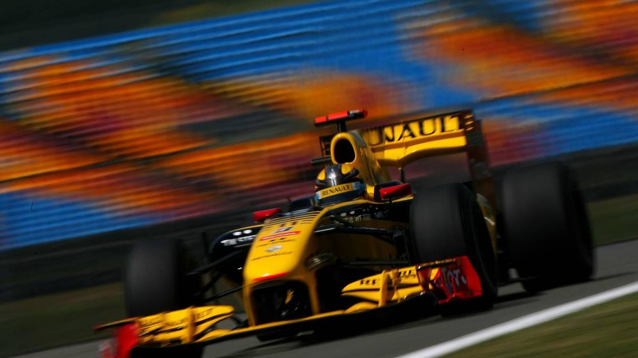 Robert Kubica (POL), Renault F1 Team, Turkish Grand Prix, 28.05.2010 Istanbul, Turkey