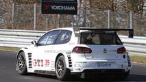 VW Golf24 Nurburgring test 23.03.2011