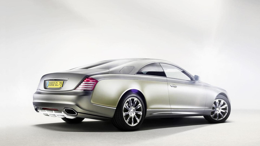 Maybach 57S Cruiserio Coupe headed to Geneva