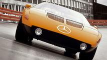 Mercedes-Benz C 111 high-speed car