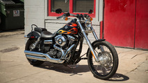 2017 Harley-Davidson Wide Glide, featuring the Twin Cam 103