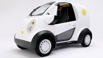Honda reveals Micro Commuter EV, built using 3D printing