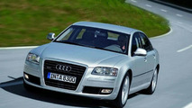 Audi A8 Minor Facelift