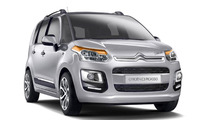 Citroen C3 Picasso receives facelift